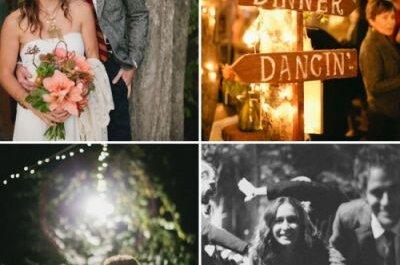 Feiern Sie eine traumhafte Herbsthochzeit – So wird die herbstliche Hochzeit auf dem Land ein toller Erfolg