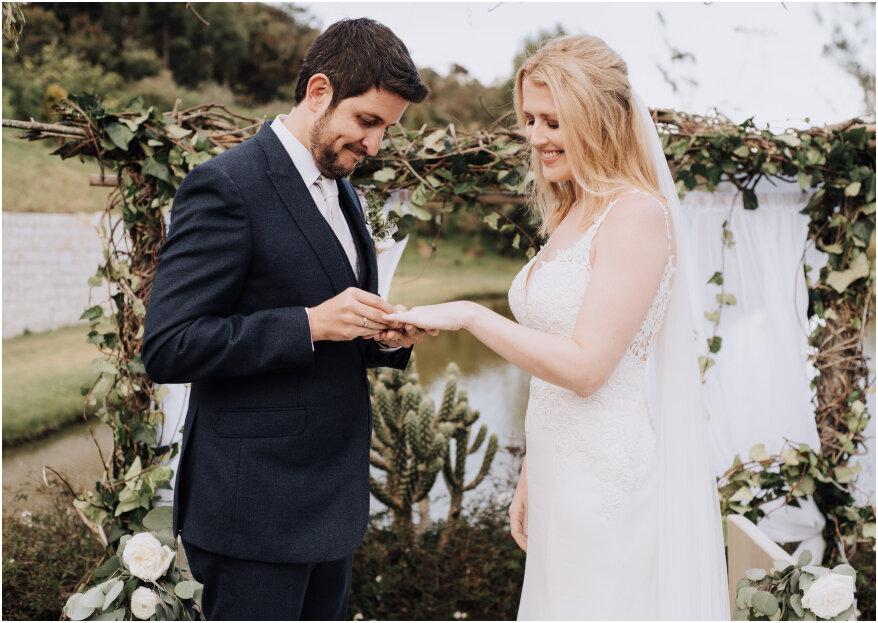 Votos matrimoniales: 45 ideas románticas, divertidas y ¡muy creativas!