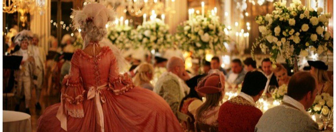 L'oro, La Laguna E Un Clavicembalo. Un Real Wedding