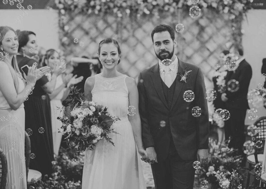 L'APPARTEMENT: para mulheres que buscam por um vestido de noiva de aspecto leve, fluido e delicado, onde a beleza de outrora harmoniza com o presente!