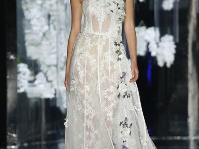 Vestidos de noivas de alta costura YolanCris 2016: inspiração para noivas boho-chic