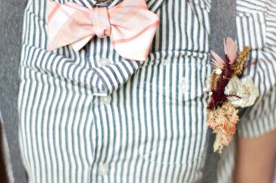 Blumen zur Hochzeit: Nicht nur als Brautstrauß zu sehen …