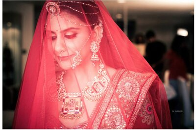 How to look like a stunning bride in a classy veil on your wedding day