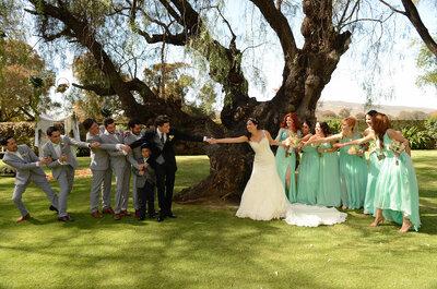 Una experiencia musical que te hará vibrar: La boda de Yaz y Lud en Tequisquiapan