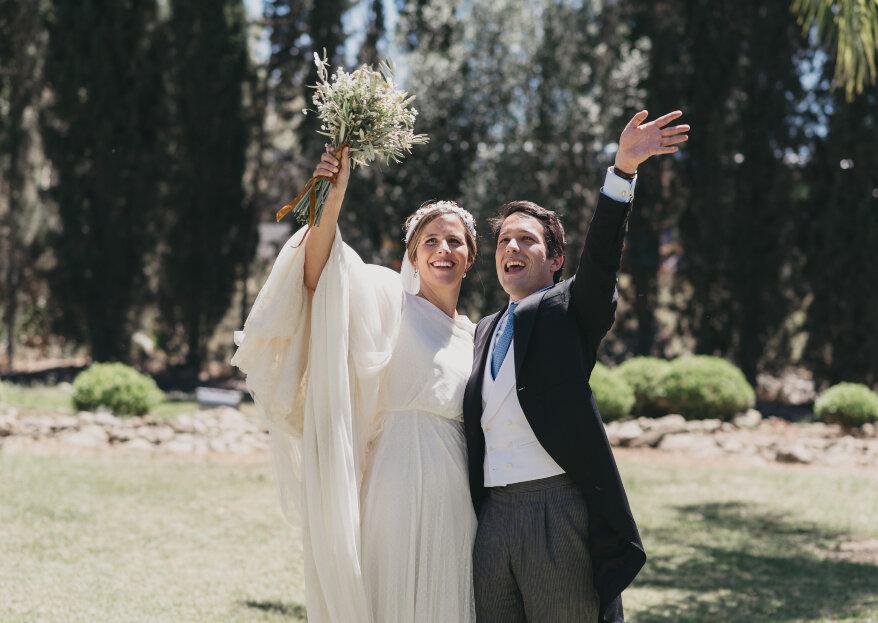 Mi primer amor: la boda de Elisa y Gonzalo