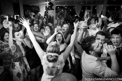 No dia do DJ revelamos: como escolher este artista para o seu casamento!