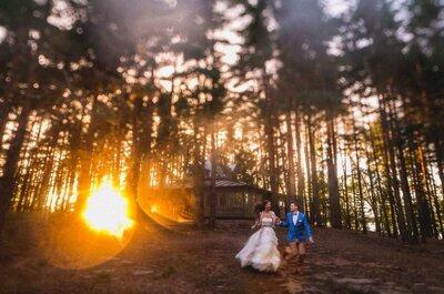 Выход за рамки: Как организовать необычную свадьбу?