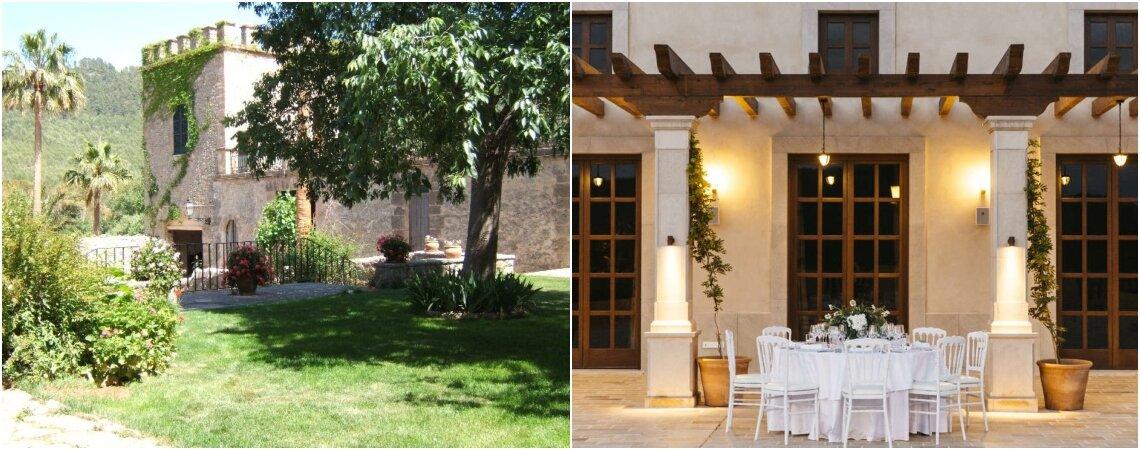 Los 11 mejores lugares de celebración de boda en Mallorca