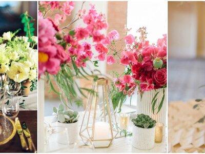Dekoracje ślubne ze świecami! Blask, światało i urok zagwarantowane!