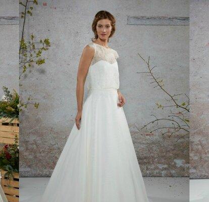 Robes De Mariée Créations Bochet 2018 Une Collection Très