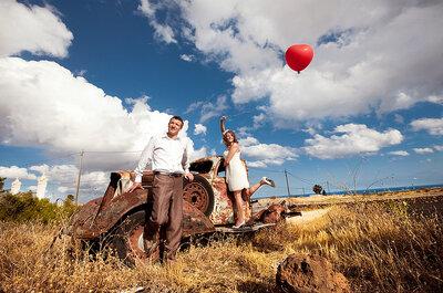 O vosso casamento no campo: inspiração country de babar!