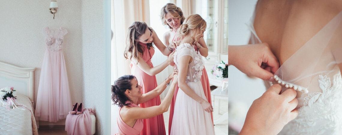 Сборы на свадьбу: экспертное мнение!