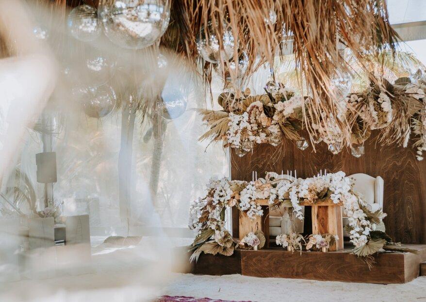 La especialista en bodas frente al mar: ¡la encontramos para ti!
