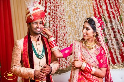 Fabulous wedding of Divya and Aakash- the one that was loved by everyone