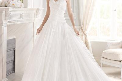 Das sind die neuen Brautkleider von La Sposa 2015!