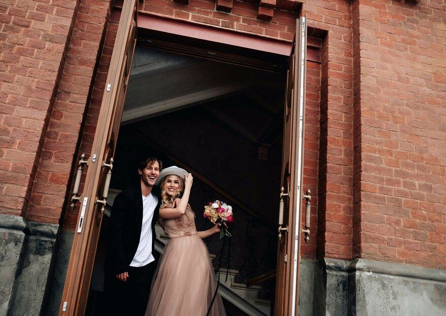 Главная вечеринка в вашей жизни: свадебная фотосессия