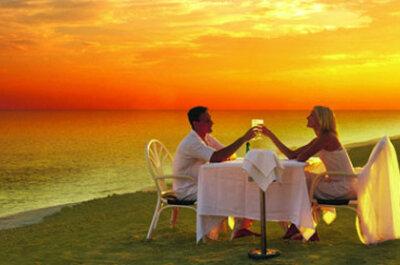 Las 5 lunas de miel más románticas