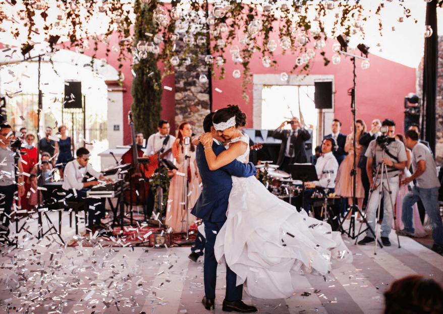 Canciones para la fiesta de la boda 2020 ¡Pondrás a todos a bailar!