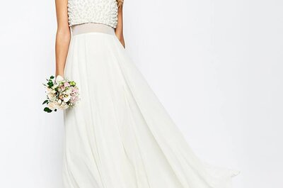 Arriva il 'fast fashion' anche per la sposa: dalla A di Asos alla Z di Zara!