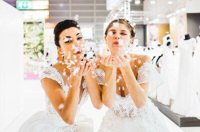 Das war die Interbride 2017: die schönsten Momente von Europas grösster Hochzeitsmesse