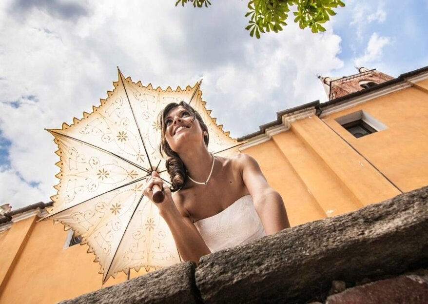 """Manuela Corrente Weddings: il bello dei matrimoni sobri e """"naturalmente chic"""""""