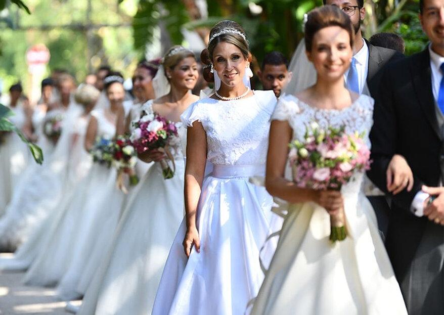 """Casamentos de Santo António 2019: os noivos já disseram o """"Sim"""""""