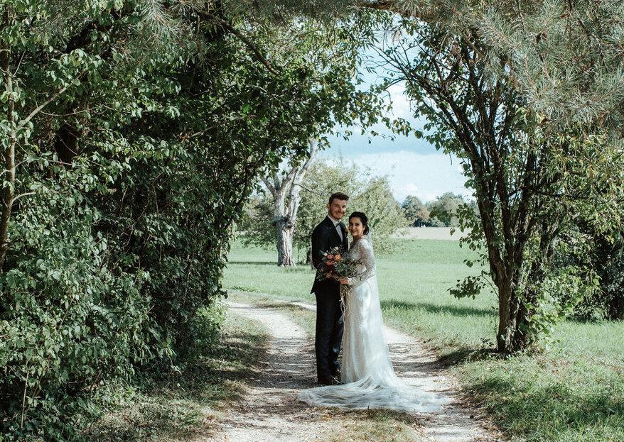 Ein Tag im Leben einer Hochzeitsfotografin - Ein Blick über die Schulter von Helen von Saurma