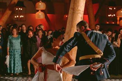 ¿El vals de novios tradicional o la canción favorita? Nuevas tendencias en el baile de novios