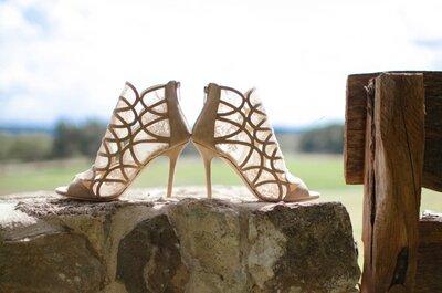 Real Wedding: En esta boda no faltó ni un sólo detalle en tendencia... ¡Perfecta en todo sentido!