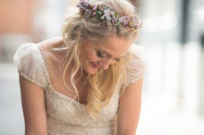 DIY Brautfrisur? Das ist alles, was Sie für Ihr selbstgemachtes Styling brauchen!