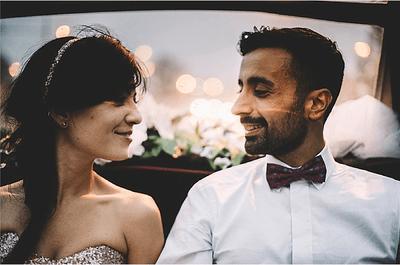 Valeria e Dario: un matrimonio rock'n chic nel cuore di Roma