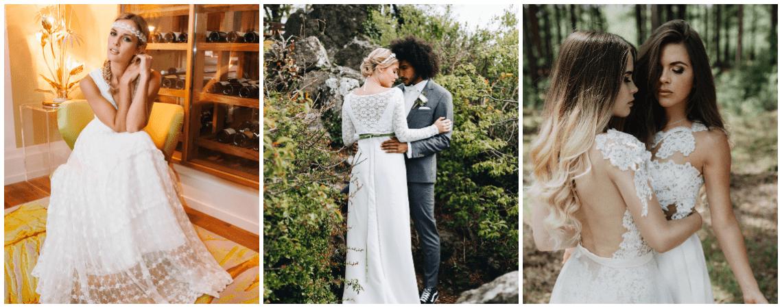 Hinreißende Brautmode von 13 deutschen Designern – wir stellen Ihnen die schönsten Modelle vor