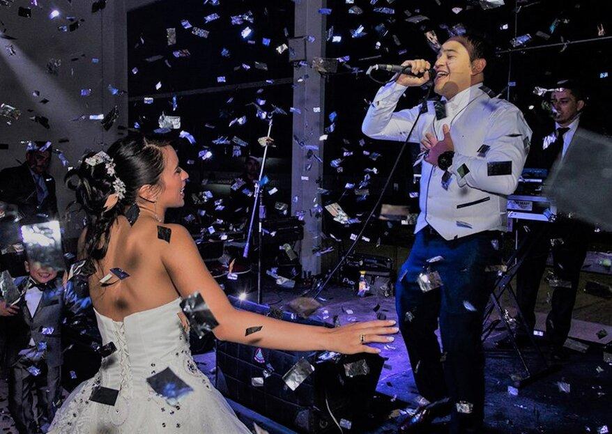 Que tu boda sea un show, las recomendaciones del DJ Andrés González