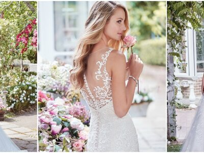 Wedding Dresses by Rebecca Ingram- Kaitlyn Collection: The Most Spectacular Designs