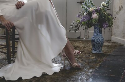 Así es tu personalidad según el vestido de novia que elijas