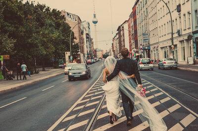 Gesucht, gefunden: Die besten Hochzeitsfotografen für Berlin und Umgebung!