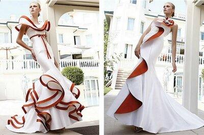 Polignano Spose, presentiamo oggi la Collezione 2012 per una sposa sopra le righe con eleganza