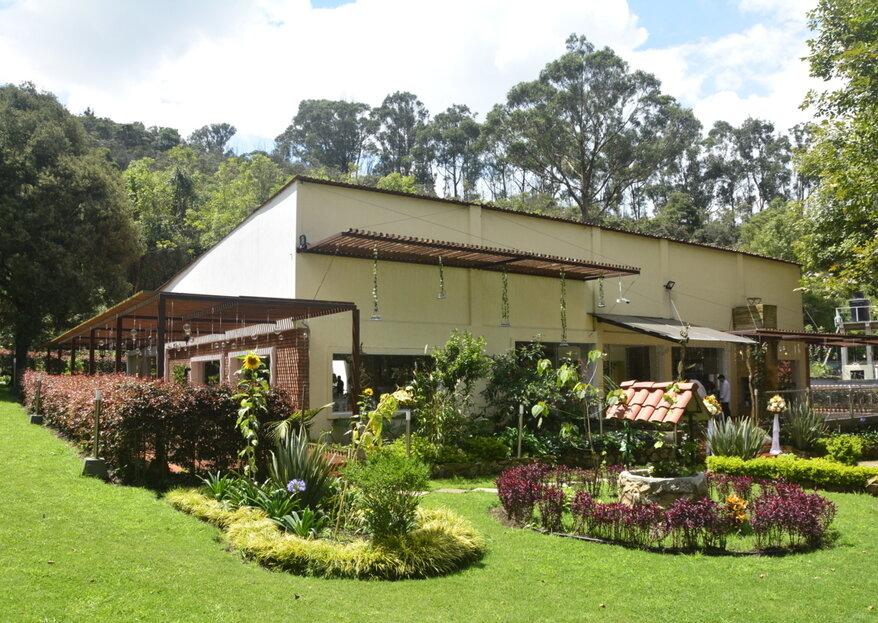 Hacienda Villa Sara, el espacio campestre que necesitas en la ciudad de Bogotá