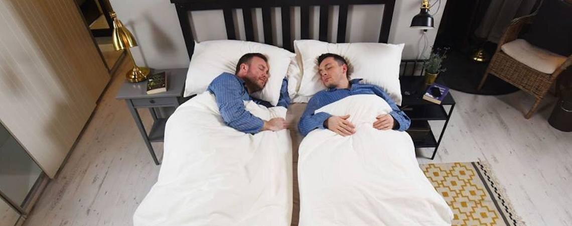 IKEA lancia il piumone per le coppie che litigano sotto le coperte, da aggiungere subito alla lista nozze!