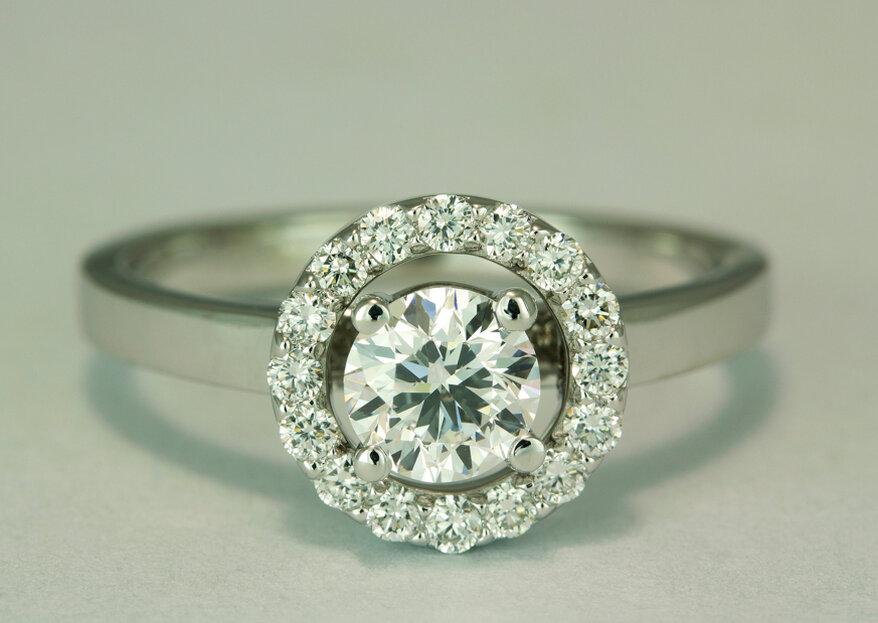 Estas son las joyas que vas a querer tener el día de tu boda