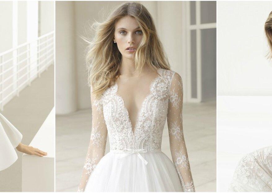 Los diseños de Rosa Clará, una fusión entre el sueño y el mundo real ¡Elige el tuyo!
