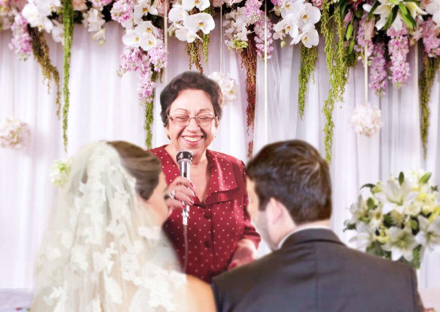 Bem Dita Cerimônia: celebração da trajetória e do amor dos noivos