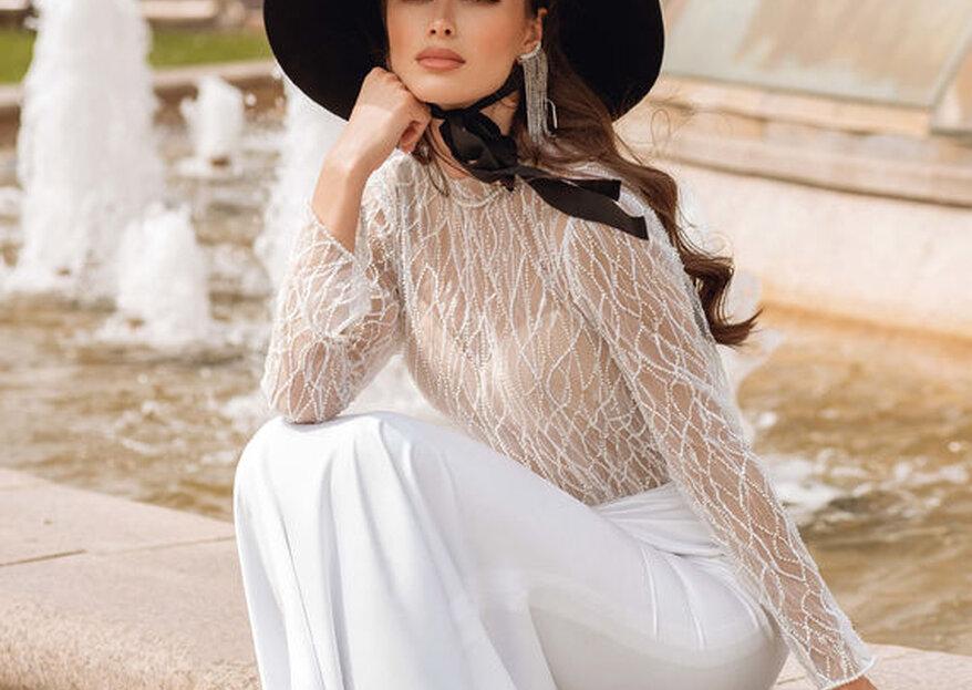 Vestidos de noiva e acessórios: qual é o seu estilo?