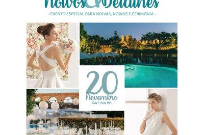 Noivos & Detalhes: o evento que não pode perder em Évora!