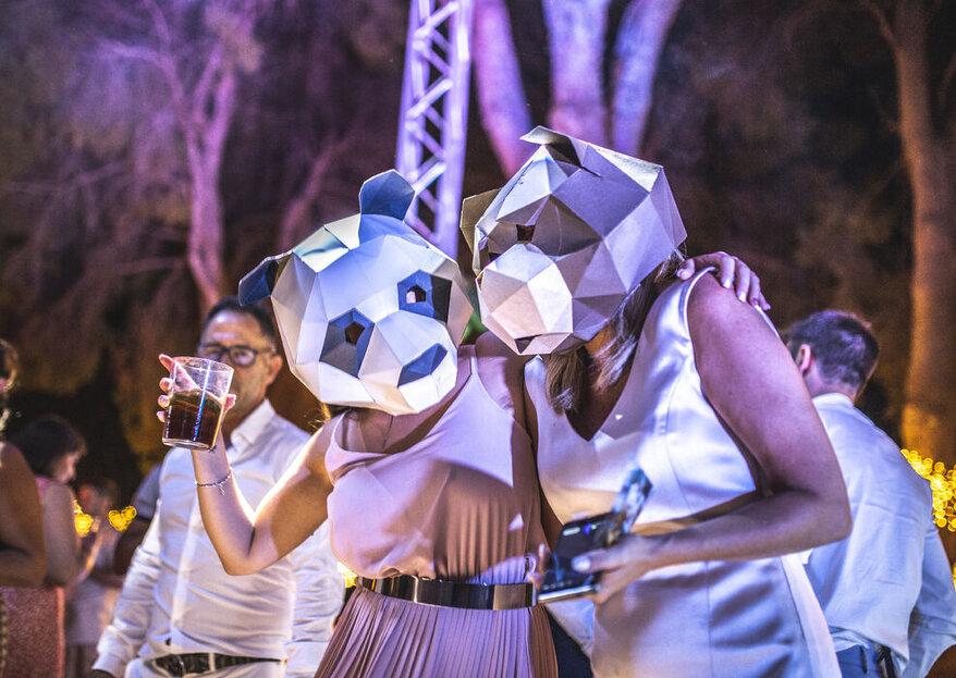 ¿Estás pensando en una boda única? Después de la boda sólo se hablará de una cosa… ¡El fiestón que montó Exel DJ's!