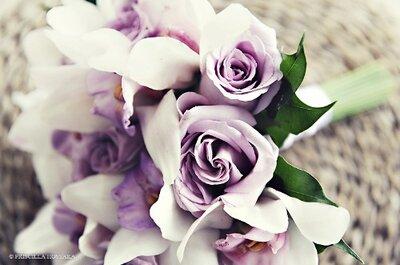 Der Brautstrauß 2014 mit saisonale Blumen