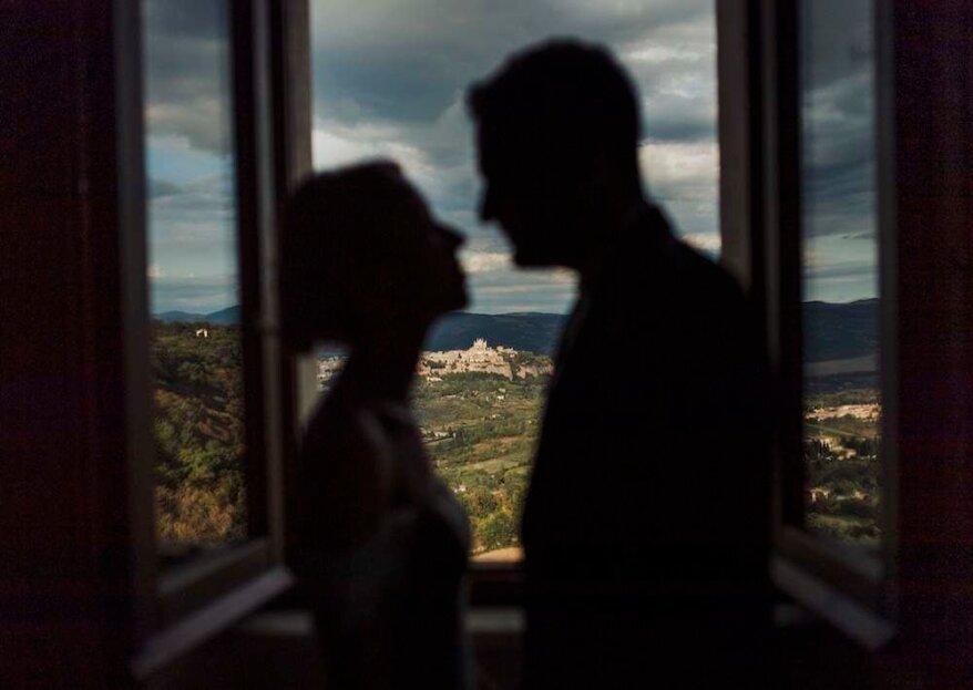 Sentiti accolta nella location perfetta per le tue nozze