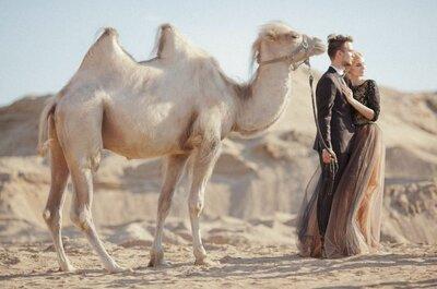 Очарование Востока... Как организовать свадьбу в арабском стиле?