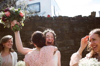 5 sensaciones que tendrás el día después de tu boda