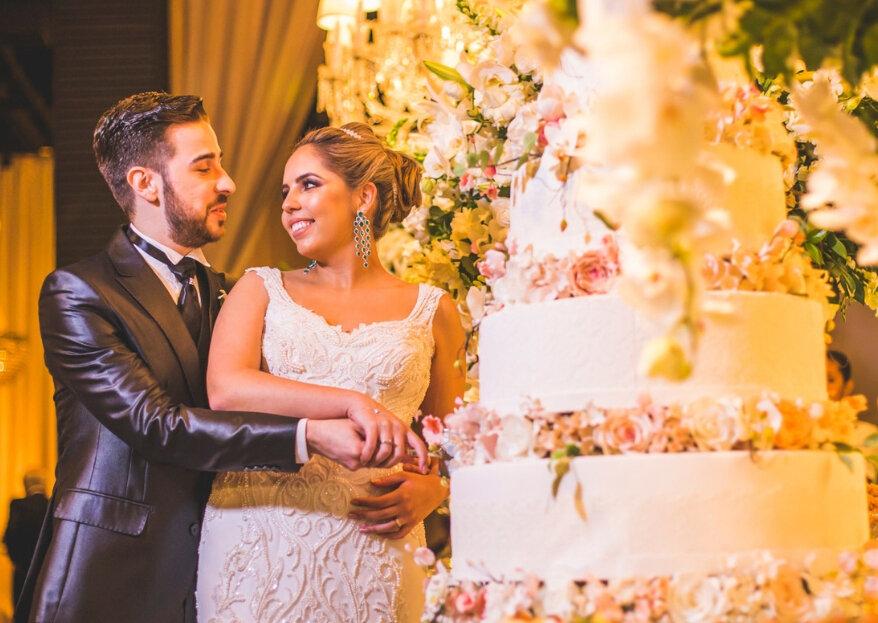 O cuidado, amor e carinho fazem a diferença no planejamento de um casamento. Conheça os profissionais por trás da La Cita Eventos e Produções que confirmam isso!